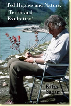 Cover - Ted Hughes and Nature: 'Terror and Exultation'